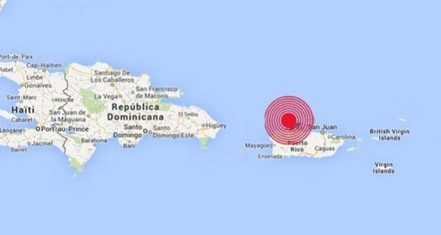 Earthquake In Puerto Rico Today Video