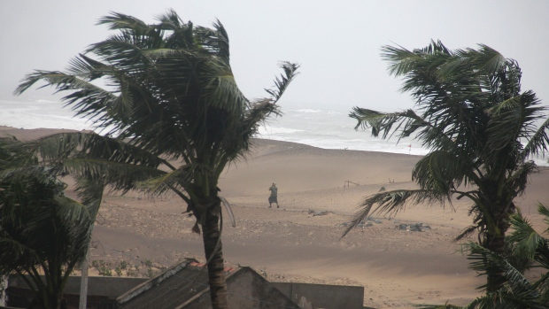 Asia ciclones Vongfong Hudhud