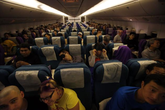 MH370 sin combustible