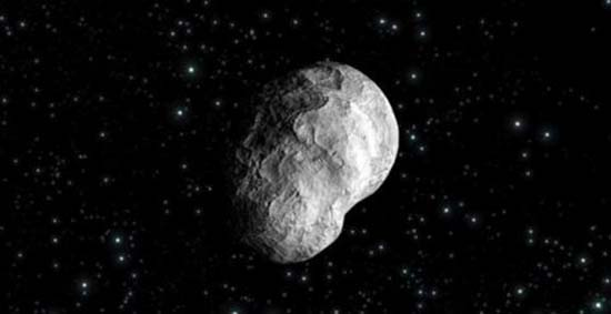 Asteroide 2017