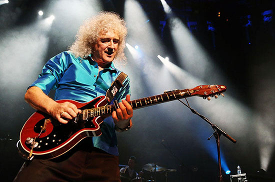 Músico Brian May asteroide