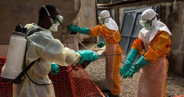 ebola amenaza global - El virus del ébola continúa siendo una amenaza global