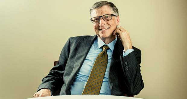 bill gates desastre global - Bill Gates revela cómo salvar a la humanidad del desastre global