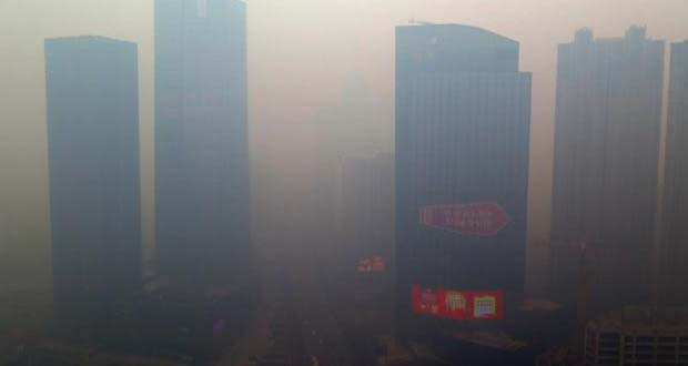 Photo of Alarma en China ante una nueva ola de contaminación extrema en el norte del país