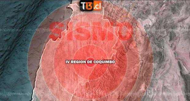 Photo of Sismo de 5.8 sacude cinco regiones del norte y centro de Chile