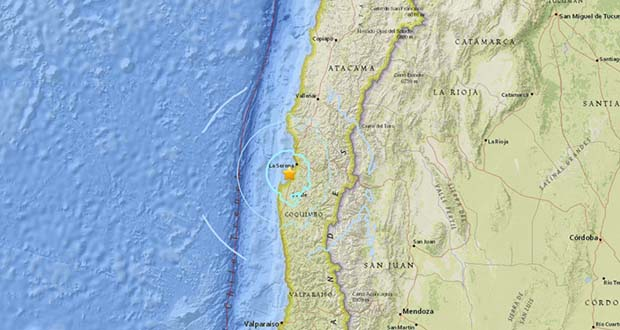 Photo of Se registran dos terremotos de 5 y 5,6 en Chile
