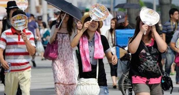 Photo of Mueren siete personas por la ola de calor en Japón