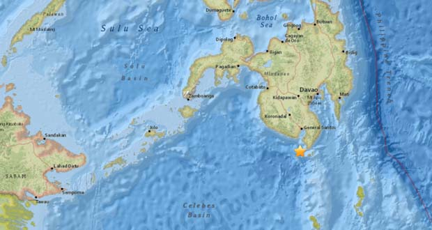 Photo of Un terremoto de magnitud 6,8 sacude Filipinas