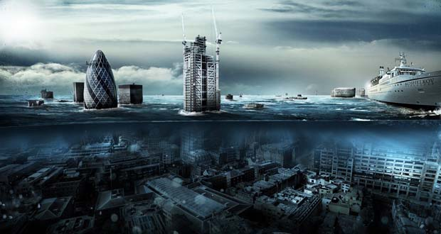 Photo of The Zone of Hope: Barcelona bajo el nivel del mar en el 2068