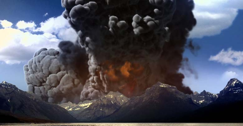 erupcion yellowstone - Inminente erupción: Se registran más de 200 temblores en Yellowstone