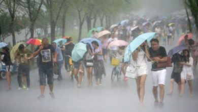 Photo of China quiere crear lluvia artificial