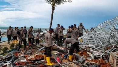 Photo of Se elevan a 429 los muertos en el tsunami de Indonesia