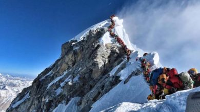 Photo of El Himalaya registra 18 muertes, ocho en el Everest