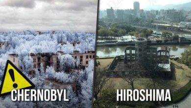 Photo of ¿Por qué Hiroshima y Nagasaki no son ciudades fantasmas como Chernóbil?