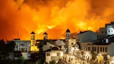 Photo of El incendio de Gran Canaria ya ha devorado 1.700 hectáreas y ha provocado más de 4.000 desplazados