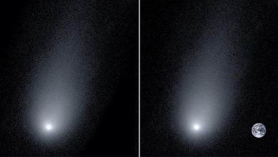 Photo of Revelan la primera imagen del cometa interestelar que se dirige hacia la Tierra