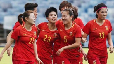 Photo of La selección femenina china, en cuarentena por el coronavirus