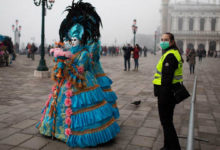 Photo of Cancelan el carnaval de Venecia por el coronavirus