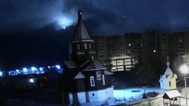 Photo of Un meteorito explota en el cielo de Rusia
