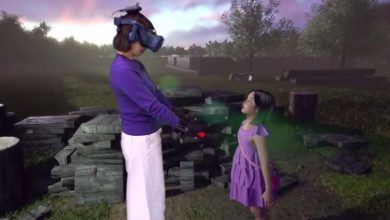 Photo of La realidad virtual 'resucita' a una niña para que se reencuentre con su madre