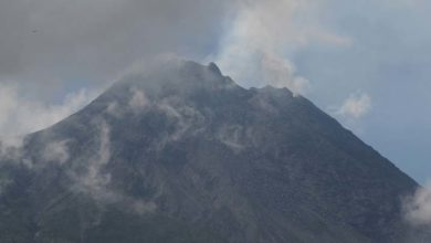 Photo of El volcán Merapi en Indonesia entra en erupción