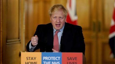Photo of Boris Johnson, primer ministro de Reino Unido, positivo por coronavirus