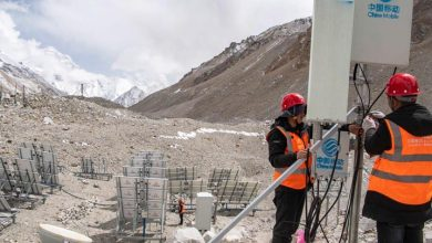 Photo of Huawei y China Mobile instalan una red de 5G en el Everest